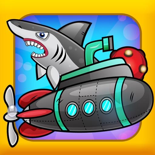 Submarine Adventure: Under The Water Ocean Game iOS App