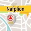 Nafplion 離線地圖導航和指南