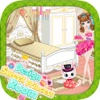 Design Sweet Princess Room – Fashion Sweet House Decoration salon for Girls sweet