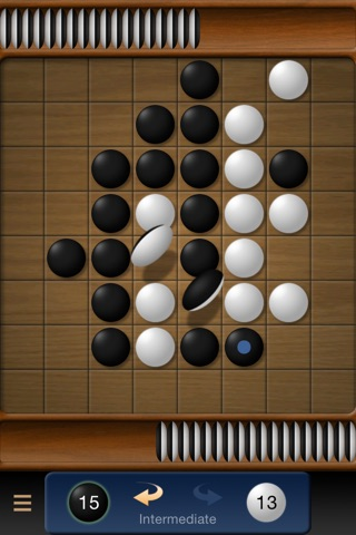 Reversi screenshot 2
