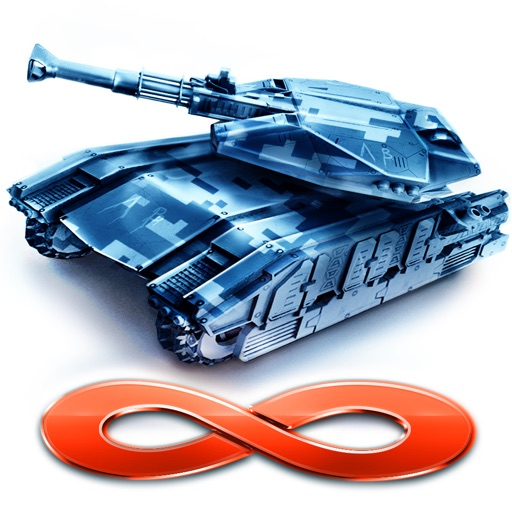Infinite Tanks app for ipad