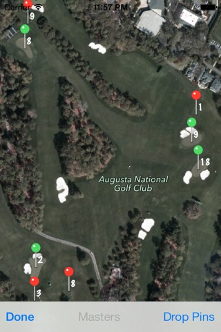 Golf GPS Rangefinder Scorecard screenshot 4