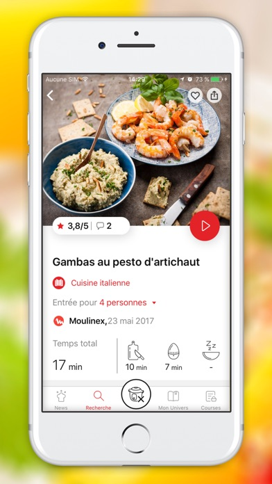 download Mon Cookeo apps 3