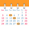 HachiCalendar2 (Sync with iPhone Calendar and Reminder)