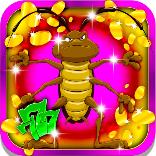 Lucky Insects Slots: Prove you're the specialist iOS App
