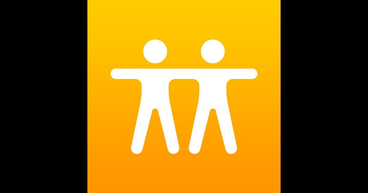 app hitta vänner Västervik