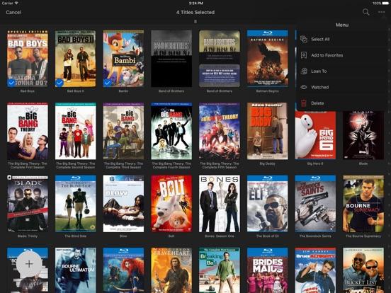 My Movies Pro - Movie & TV Screenshots