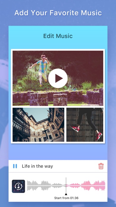 Screenshot for Photo & Video Collage Maker in Japan App Store