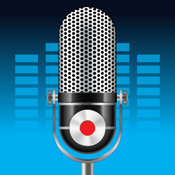 RecorderHQ - Audio recorder for cloud drive icon