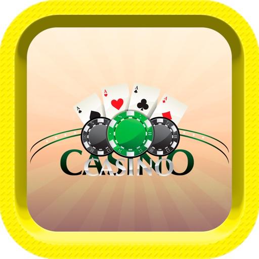 Solitair Grand Cassino - FREE Vegas Slots Machines iOS App