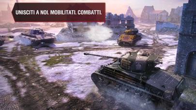Screenshot of World of Tanks Blitz5