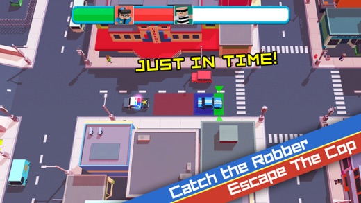High Speed Police Chase! Screenshot