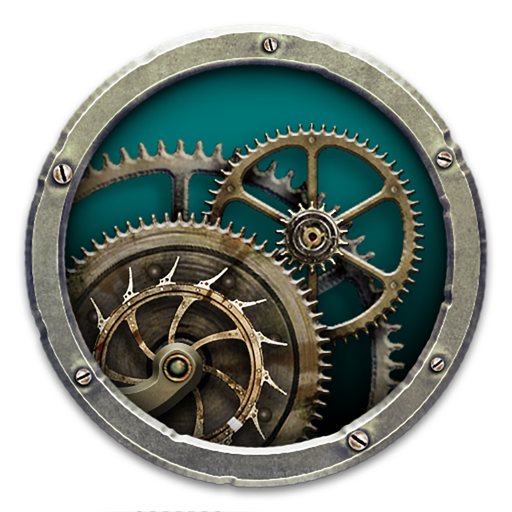 Mechanical Clock 3D Lite For Mac
