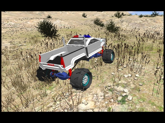 Screenshot #1 for Extreme Crazy RC Monster Truck