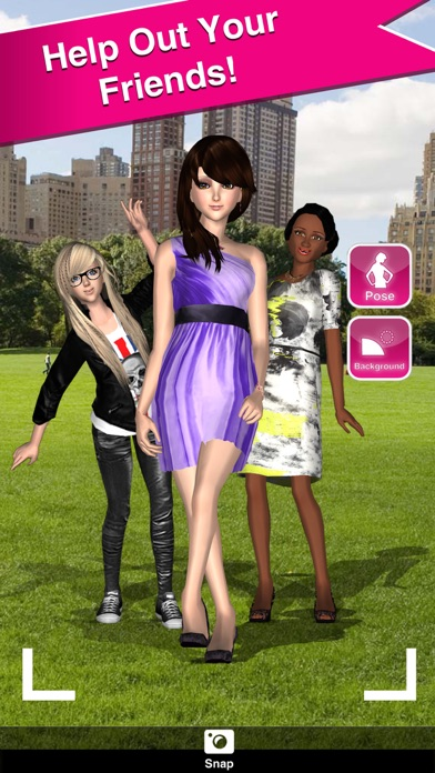 Style Me Girl Free 3d Fashion Dressup On The App Store
