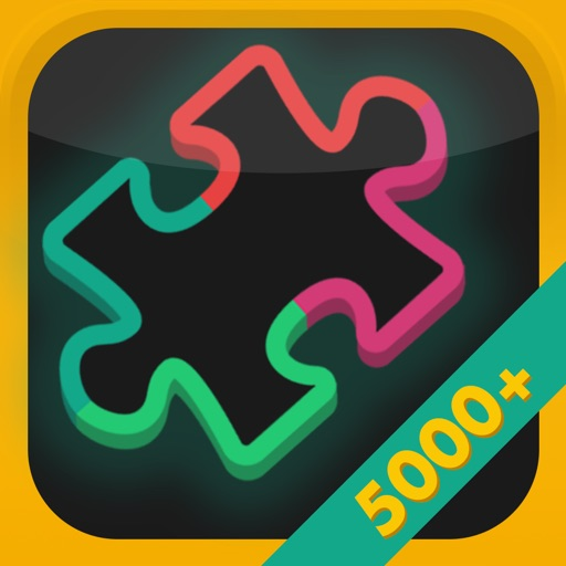 Jigsaw Puzzle XXL iOS App
