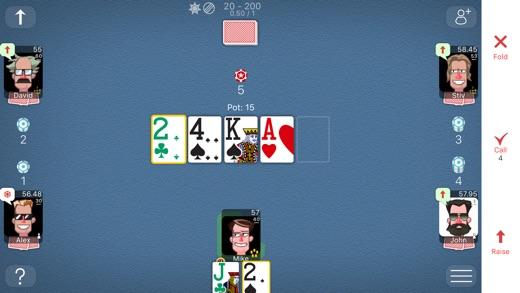 Покер онлайн Screenshot