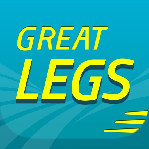 Great Legs: squats, lunges, leg lifts workout iOS App