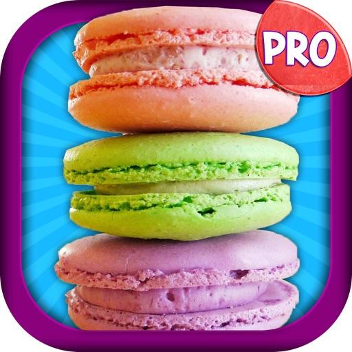 Macaron Cookies Maker Pro - Yummy Sweet Madness iOS App