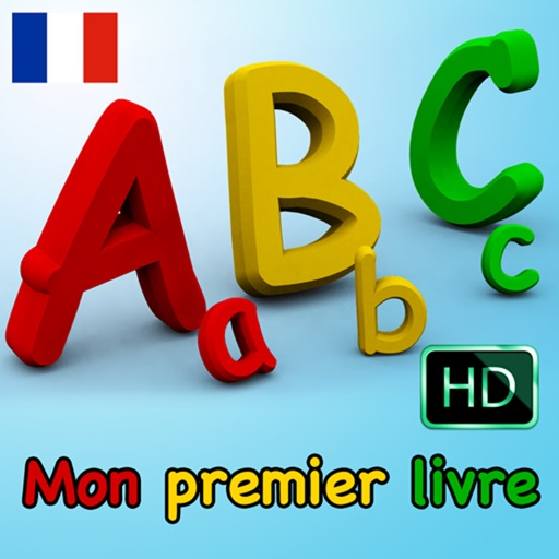 Children: My first book of French alphabets iOS App