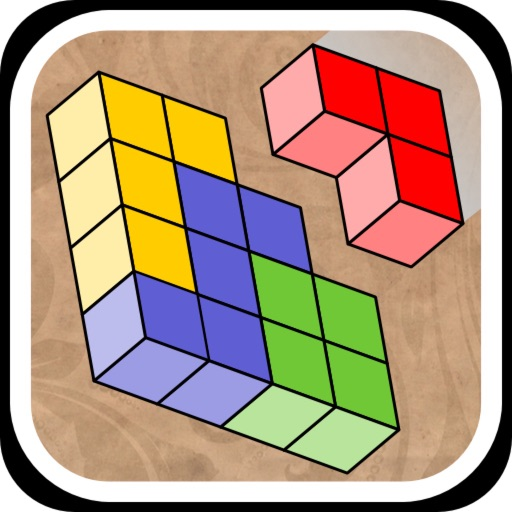 Tangrams Block Puzzle by Boy Howdy - Clever Packing Puzzles with a Box of Blocks! iOS App