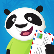 Postcard Panda icon