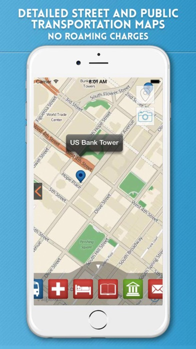 Los Angeles Travel Guide and Offline City Map LA on the App Store