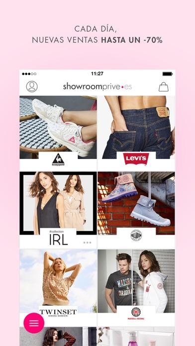 download Showroomprive apps 3