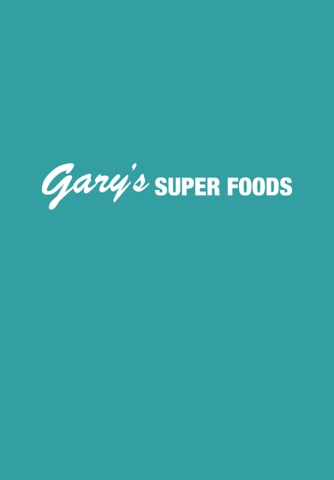 Gary's Super Foods screenshot 2