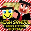 HIGH SCHOOL - GRADUATION CEREMONY: Build Mini Block Game with Multiplayer
