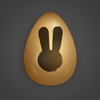 download Easter Day Golden Egg Stickers