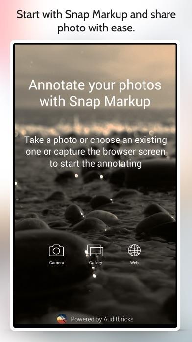 Snap Markup - Annotation Tool 앱스토어 스크린샷