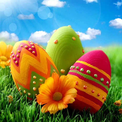 Easter Wallpaper & Background – Eggs Bunny & more Pictures & Images