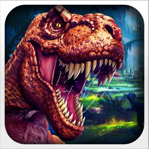 Jurassic 3D Dinosaur Hunter 2016 – Dino Hunting Game iOS App