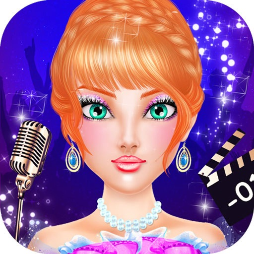 SuperStar Fashion Girl Spa Salon - Makeover Make Up & Dress Up - Teen Girl Game iOS App