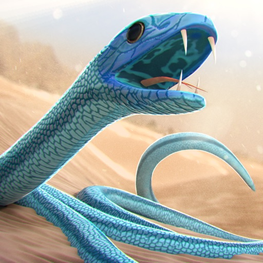 Just Snakes! Snake Dash Fun Worm Racing iOS App