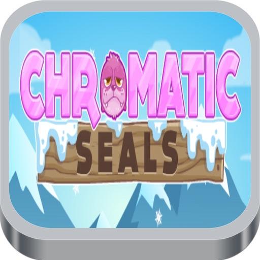 Chromatic Seals Fun Game iOS App