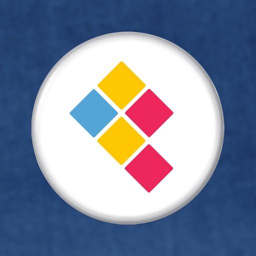 Badgeprint by Printicular: Photo pins iOS App