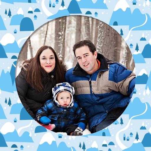 Christmas Photo Frames - Perfect Photo frame Maker iOS App