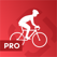 Runtastic ロードバイク記録サイコンアプリPRO