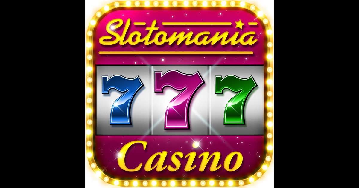 Slotomania slots machines