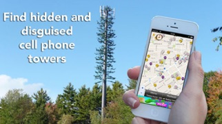Screenshot Find Tower - Locate 4G Towers