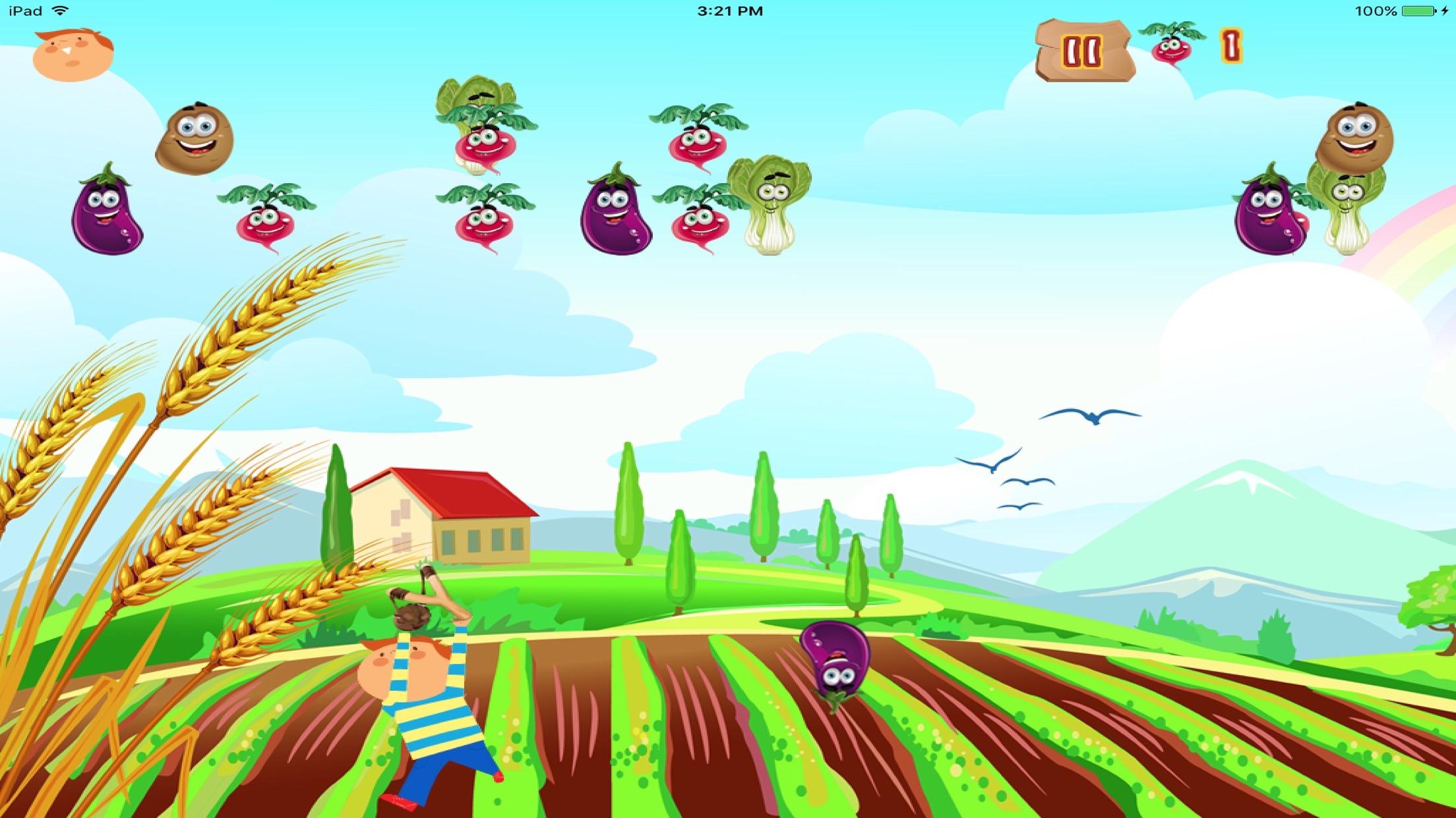 Fruit shooter games - A Fruit Shooting Blast
