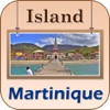 Martinique Island Offline Map Tourism Guide
