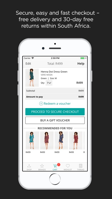 download Spree online fashion shopping apps 2