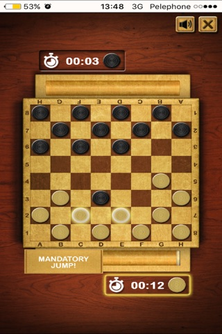 Checkers - Deluxe Spanish Checkers app screenshot 3