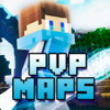 MAPS for MINECRAFT PE ( Pocket Edition ) - Download PVP Map Now ( Free )