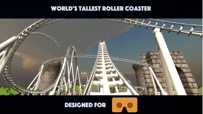 Roller Coaster Vr For Google Cardboard review screenshots