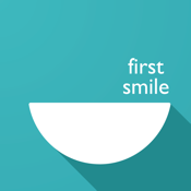 First Smile – Baby Book Photos App icon