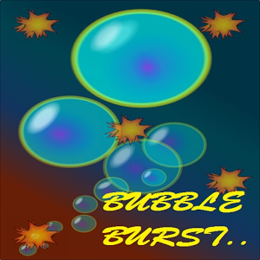 Bubble Burster Challenge iOS App
